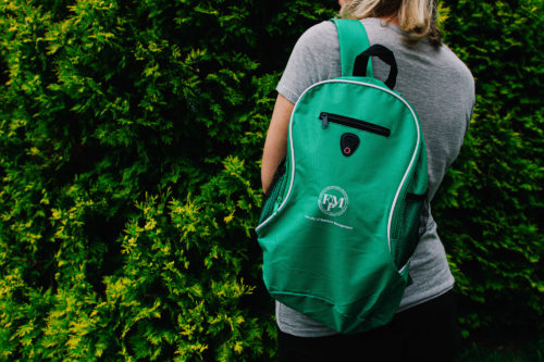 batoh na chrbát FPM