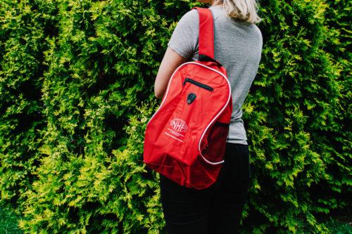 batoh na chrbát NHF