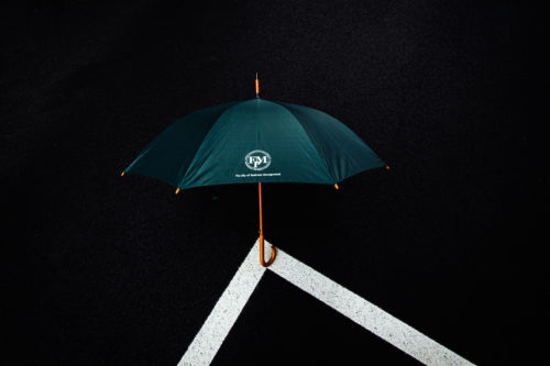 dáždnik veľký FPM