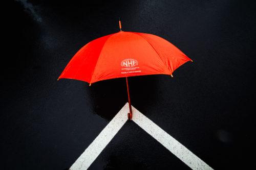 dáždnik veľký NHF