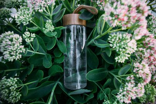 EKO fľaška na vodu