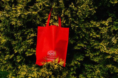 nákupná taška NHF