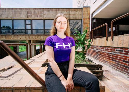 tričko dámske FHI 2020