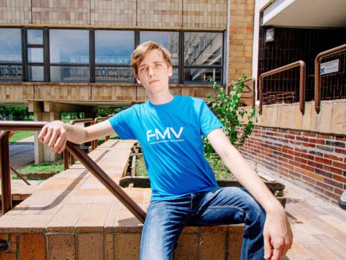 tričko pánske FMV 2020