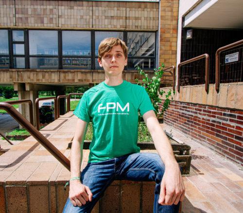tričko pánske FPM 2020