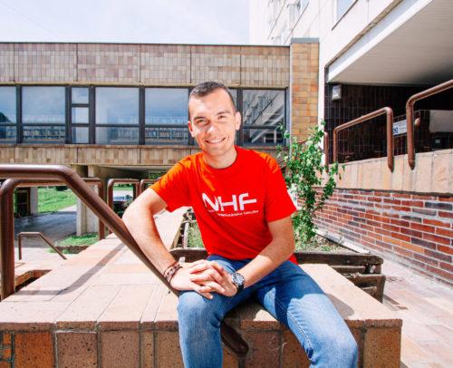tričko pánske NHF 2020