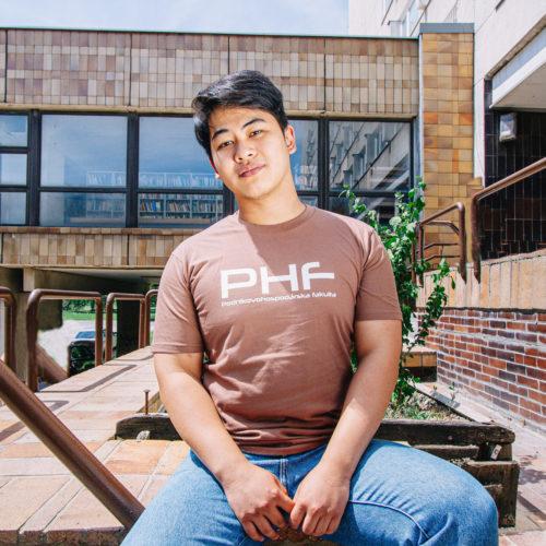tričko pánske PHF 2020