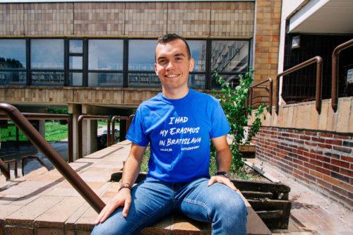 tričko unisex Erasmus+